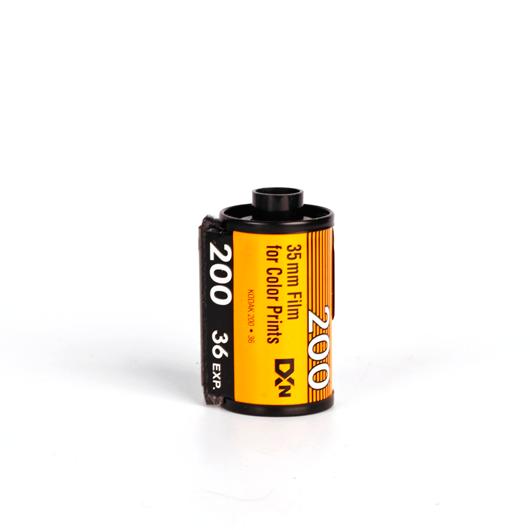 Цветная пленка Kodak Gold 200 135 (Просроченная пленка)