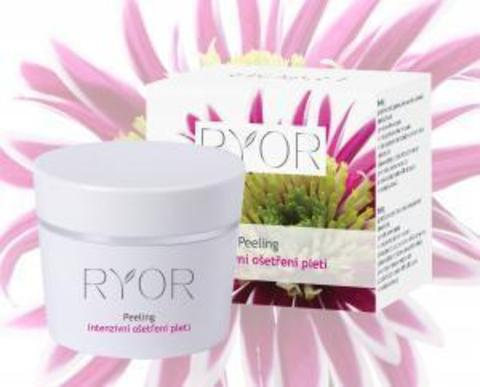 Ryor Пилинг для нормальной, комбинированной и жирной кожи лица, 50мл