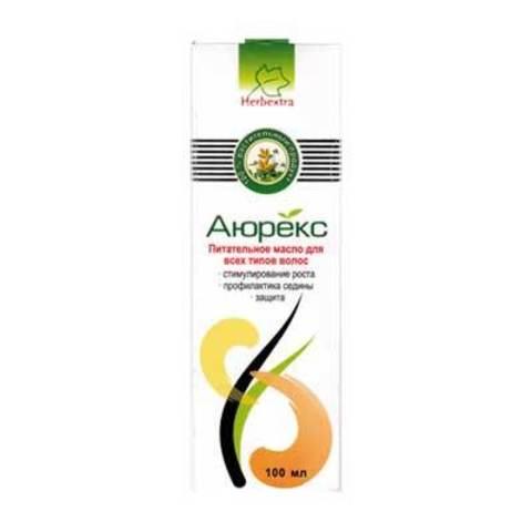 Питательное масло для всех типов волос Аюрекс, 100 мл (Индия)