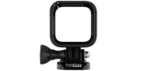 Крепление-рамка для камеры  GoPro Session (ARFRM-002) в фас