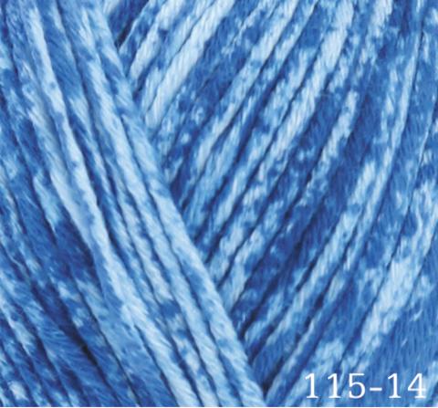 Купить Пряжа Himalaya Denim Код цвета 115-14 | Интернет-магазин пряжи «Пряха»