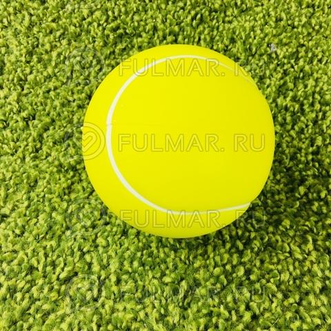 Сквиши антистресс игрушка теннисный мяч желтый
