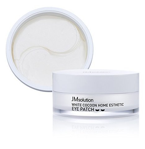 Гидрогелевые Патчи JM Solution White Cocoon Home Esthetic Eye Patch