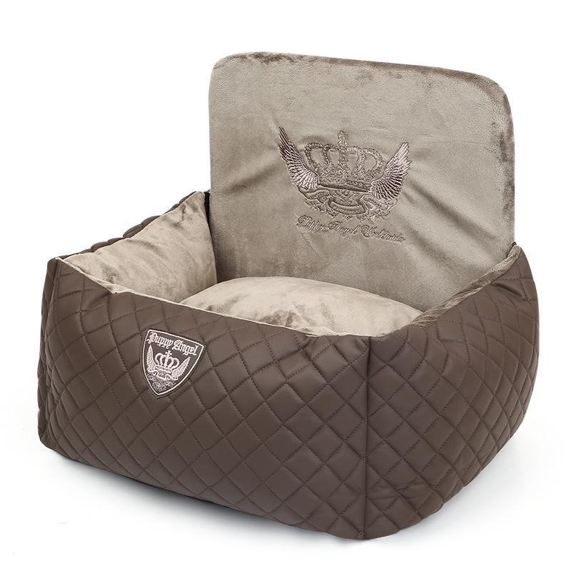 002 PA Автокресло для собак Luxury