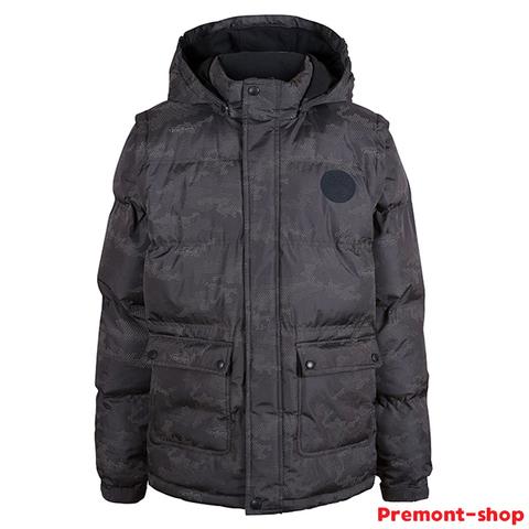 Демисезонная куртка-жилетка Premont Асгард Маунтин SP72433 Grey