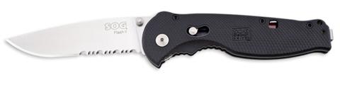 Купить Складной нож SOG Мод. FLASH II 97034 по доступной цене