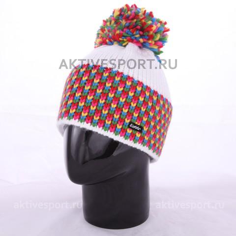 шапка Eisbar Toska Pompon 300