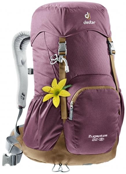 Туристические рюкзаки легкие Рюкзак женский Deuter Zugspitze 22 SL 900x600_7458_Zugspitze22SL-5607-16.jpg