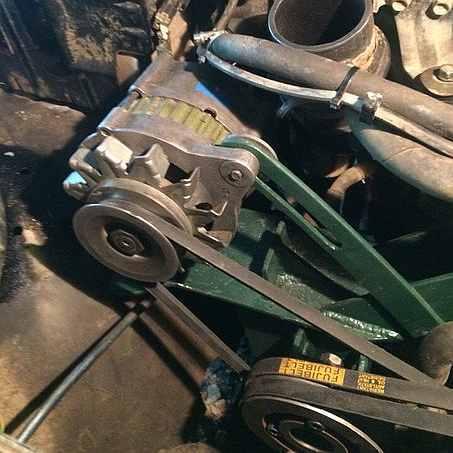 Перенос генератора - установка агрегатов и оборудования фото-1