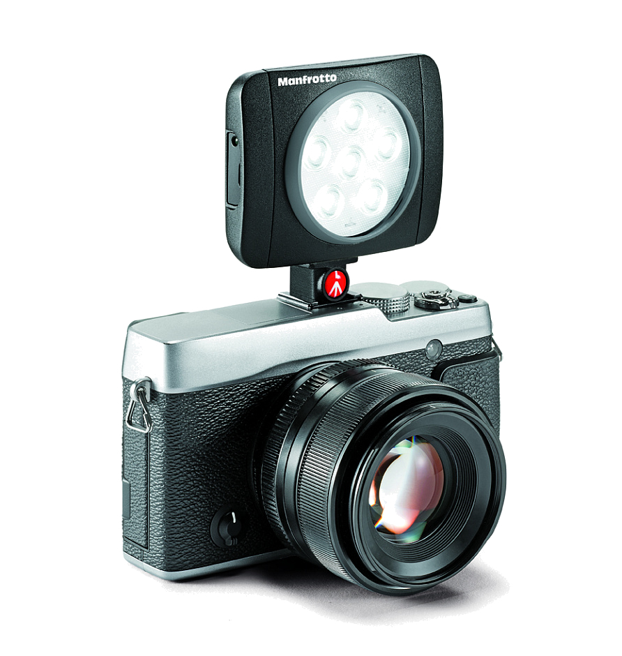 Manfrotto MLUMIEART-BK LED Lumie Art