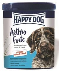 Кормовая добавка для крупных собак Happy Dog Arthro Forte для укрепления суставов