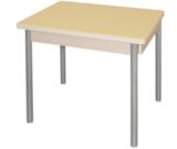 Обеденный стол со стеклом М142.84