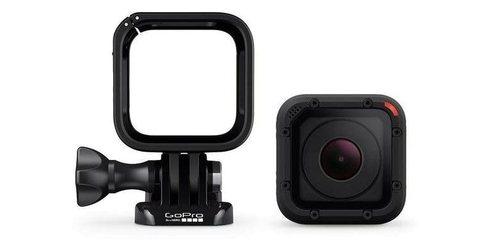 Крепление-рамка для камеры  GoPro Session (ARFRM-002) с камерой