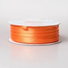 Лента атласная AL-3P 3мм*91,4м оранжевый