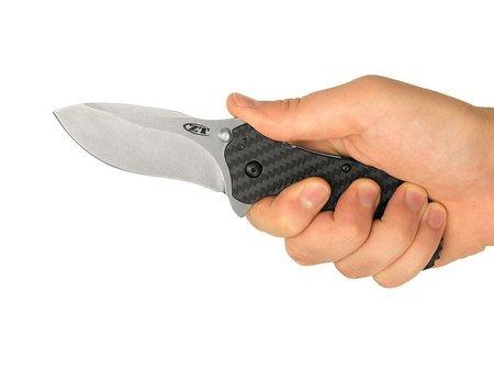Нож Zero Tolerance 0350SWCF Carbon Fiber