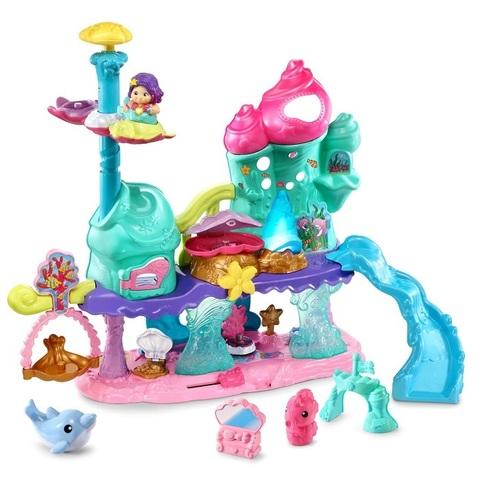 Игровой набор Подводный замок Жемчужинки