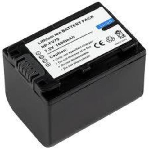 Аккумулятор NP-FV70 JNT батарея для камер Sony