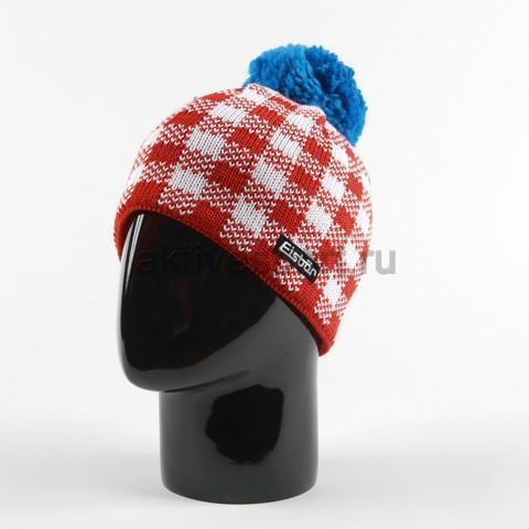 шапка Eisbar luna pompon