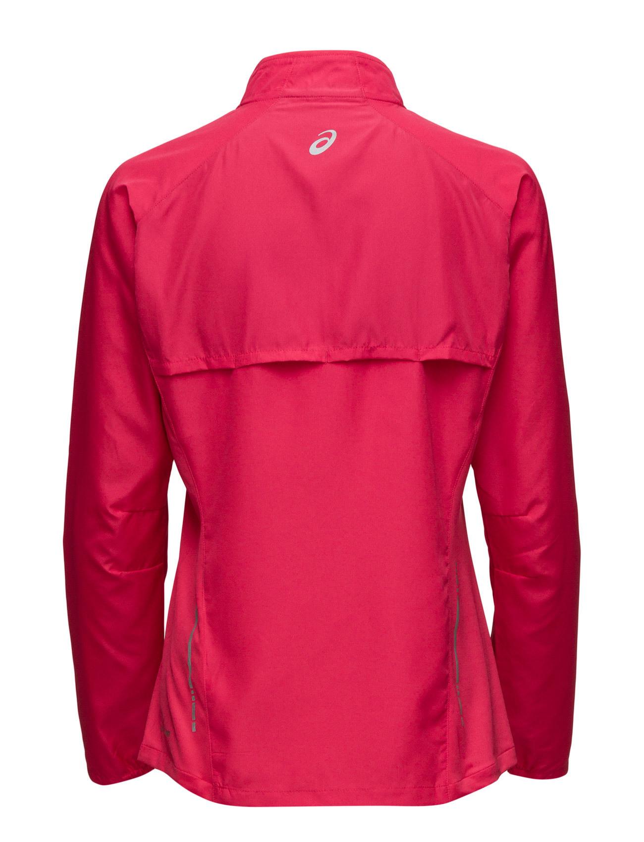 Женский костюм для бега Asics Woven Stripe (110426 6016-121333 0904) розовый фото