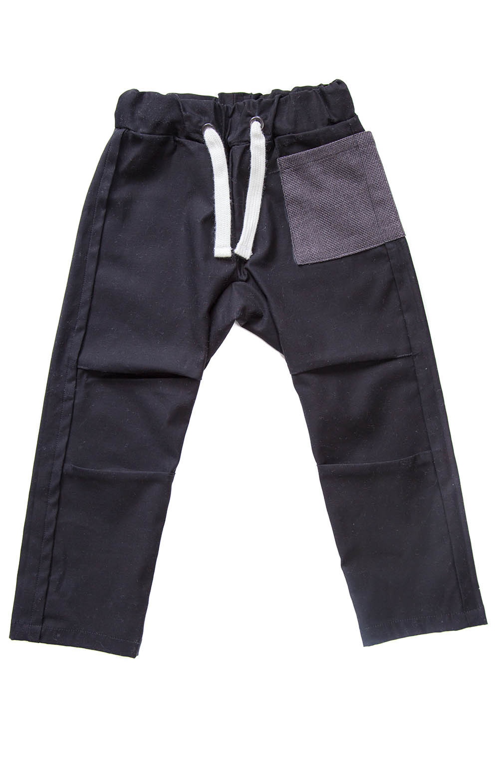 детские штаны с карманом