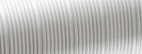 Воздуховод белый DEC Stretchdec White 127мм (3 м)