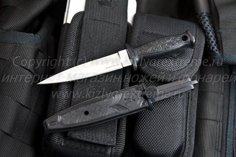 Туристический нож Кинжальчик Сувенирный Полированный