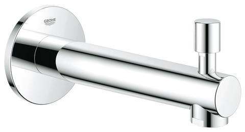 Concetto New Излив для ванны с переключателем