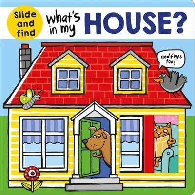 Kitab What's In My House   Roger Priddy