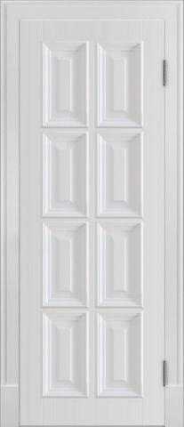 Межкомнатная дверь Nica 12.8 глухая