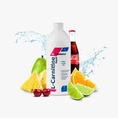 Cybermass L-Carnitine liquid (500мл\ апельсин)