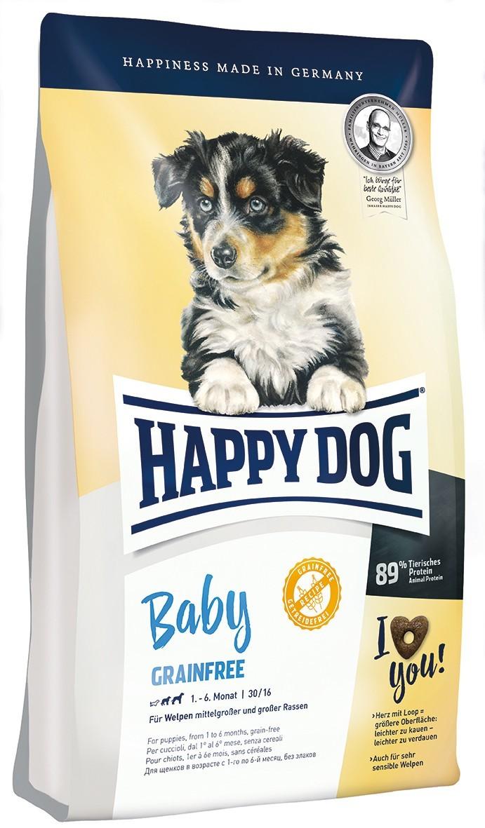Happy Dog Корм для щенков Happy Dog Supreme - Baby Grainfree, беззерновой hd_young_baby_grainfree_li.jpg