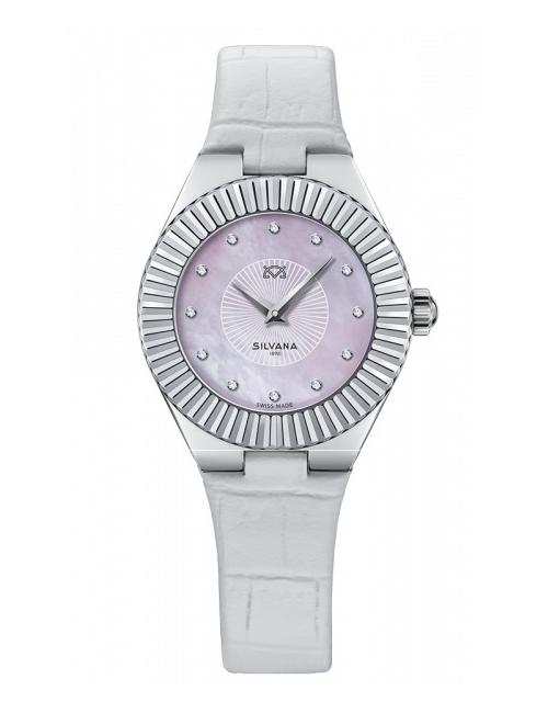 Часы женские Silvana SR32QSC46CB Feline
