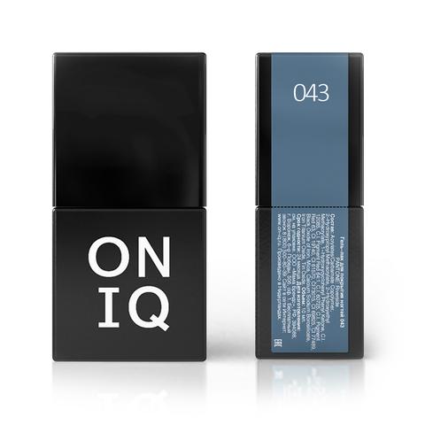 OGP-043 Гель-лак для покрытия ногтей. PANTONE: Riverside