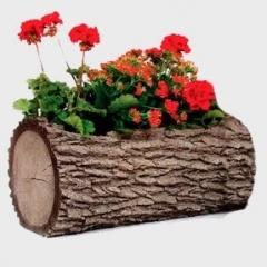 Горизонтальная цветочница Surreal  Дуб L (33х60 см) (Nature Innovation)