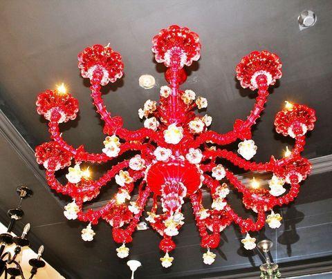 murano chandelier  ARTE DI MURANO 12-15  by Arlecchino Arts ( HK)