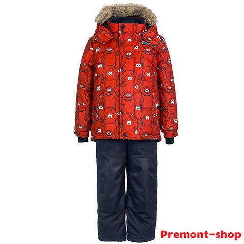 Комплект Premont Зима Джаспер Ред WP82209