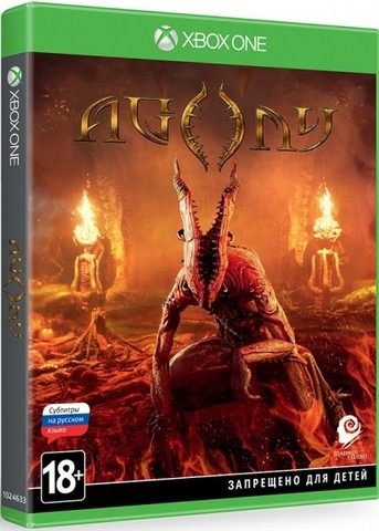 Microsoft Xbox One Agony (русские субтитры)