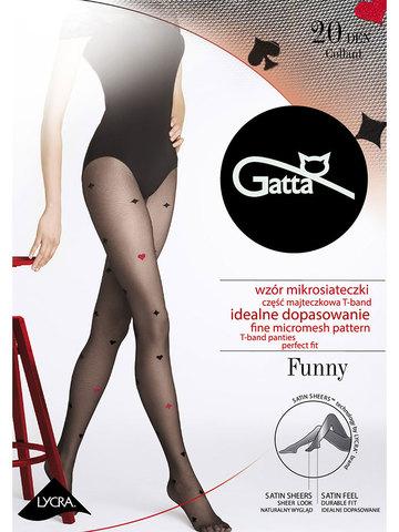 Колготки Funny 09A Gatta