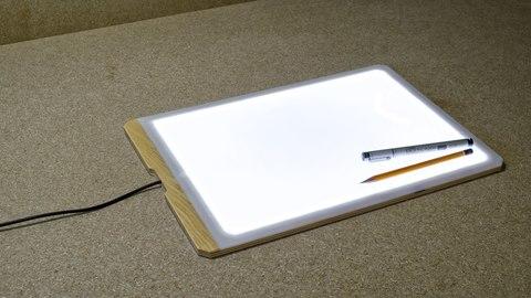 Световой планшет UpTable 2 - A3