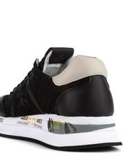 Комбинированные кроссовки Premiata Conny 1806 на шнуровке