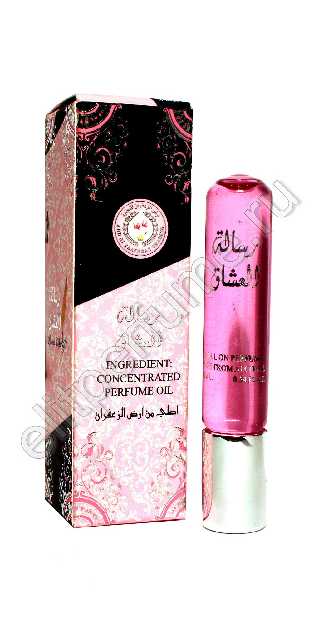 Lovers Message Послание любящих 10 мл арабские масляные духи от Ард Аль Заафаран Ard Al Zaafaran