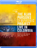 The Alan Parsons Symphonic Project / Live In Colombia (Blu-ray)
