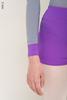 Шорты Тянутся (фиолетовые)