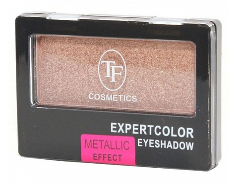 ТФ Тени с эф. металлик т.152 Eyeshadow Mono CTE-20 Gold Leaf