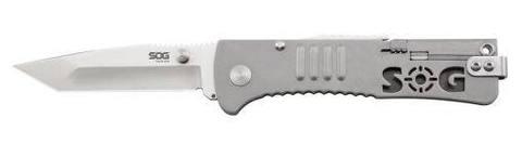 Купить Складной нож SOG Мод. SLIMJIM TANTO 97197 по доступной цене