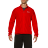 Мужская ветровка для бега Asics Woven Jacket (110411 6015) красная фото