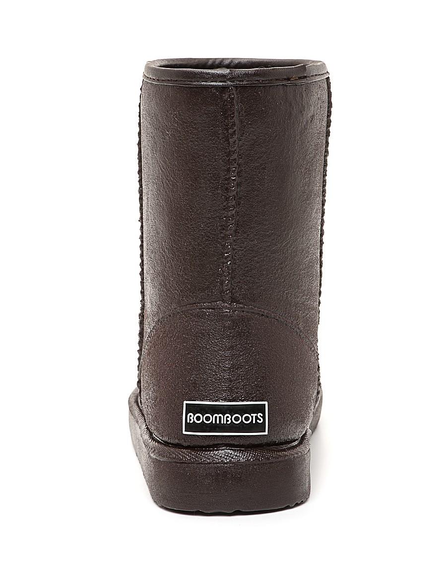 Сапоги BoomBoots U Brown
