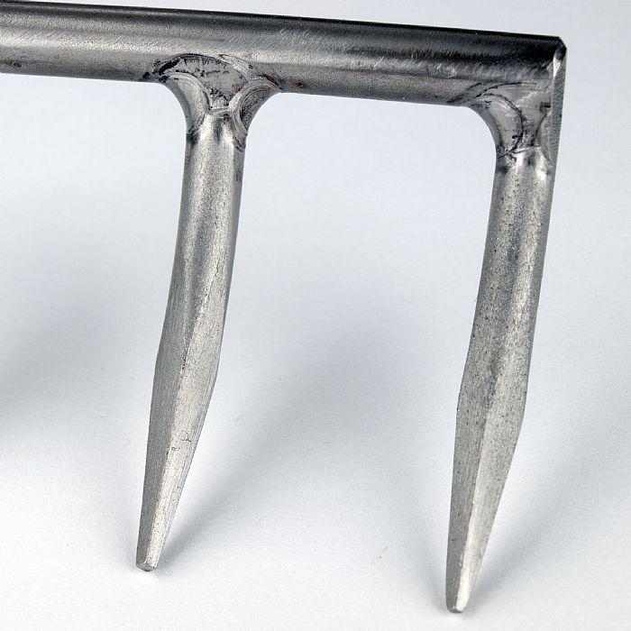 Грабли садовые 10 зубцовые Sneeboer, нержавеющая сталь