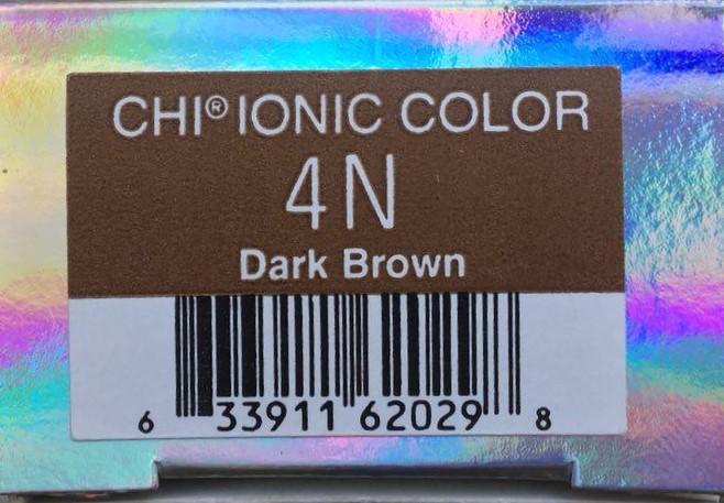 Крем-краска CHI Ионик 4 N 85 гр