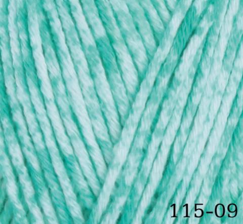 Купить Пряжа Himalaya Denim Код цвета 115-09 | Интернет-магазин пряжи «Пряха»